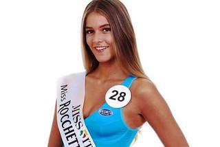 Noicattaro. Viviana Vogliacco a Miss Italia front