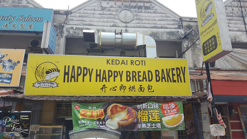 kajang happy happy bread bakery