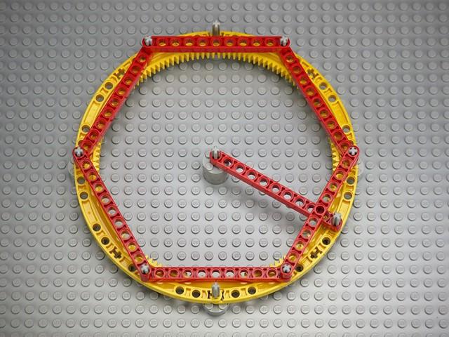 Circle Gear Rack 11X11 (2)