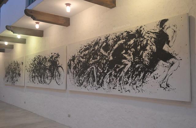 pinto art museum gallery 6 triathlon