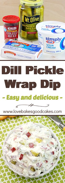 The classic Dill Pickle Wraps you love - in an easier to make, but just as delicious dip! With only 4 ingredients and less than 10 minutes to make, this will be your go-to appetizer!