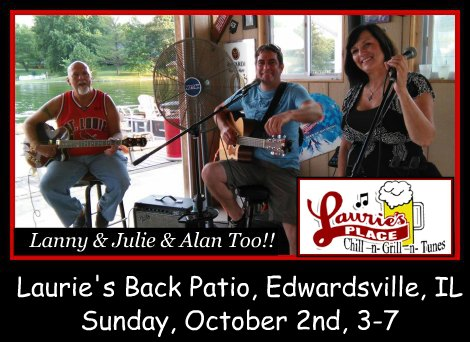 Lanny & Julie & Alan Too 10-2-16
