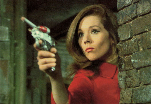 The Avengers, Diana Rigg