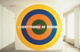 Henrik Plenge Jakobsen, Everything is Wrong, 1996