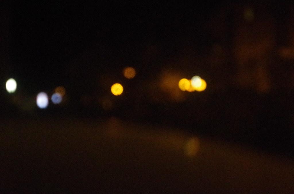 Dresden, nachts