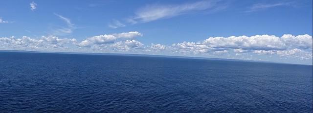 Endless Sea and Sky