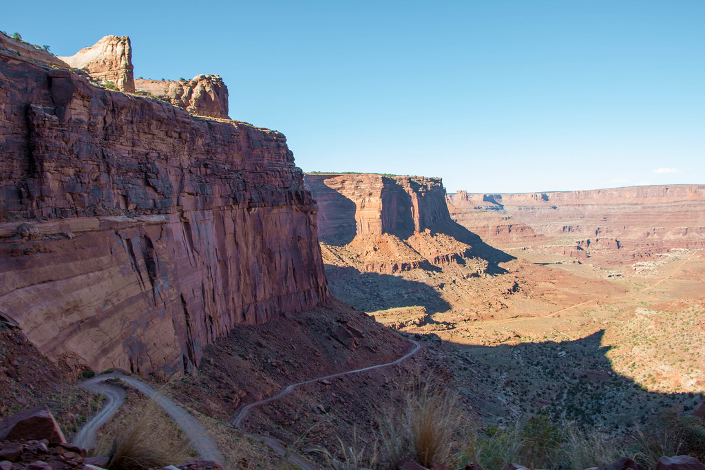 Shafer Trail Road