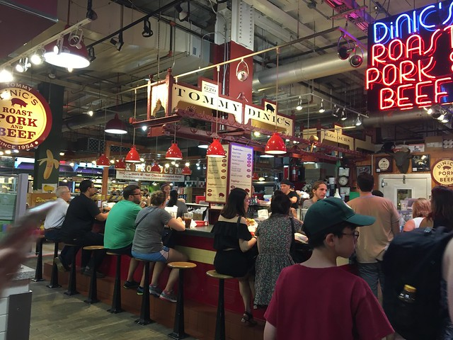 Reading Terminal Market - Dinics
