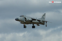 ZH796 001 L - NB01 - Royal Navy - British Aerospace Sea Harrier FA2 - Fairford RIAT 2005 - Steven Gray - DSCF2693