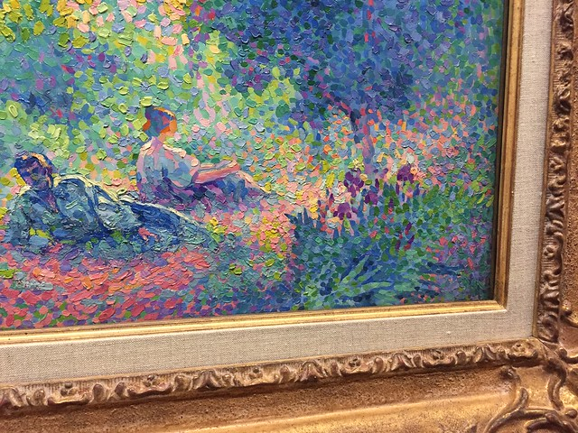 #SeuratSignacVanGogh at Albertina Museum, Vienna