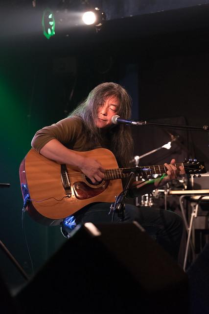 100 FEET live at 獅子王, Tokyo, 15 Sep 2016 -1010178