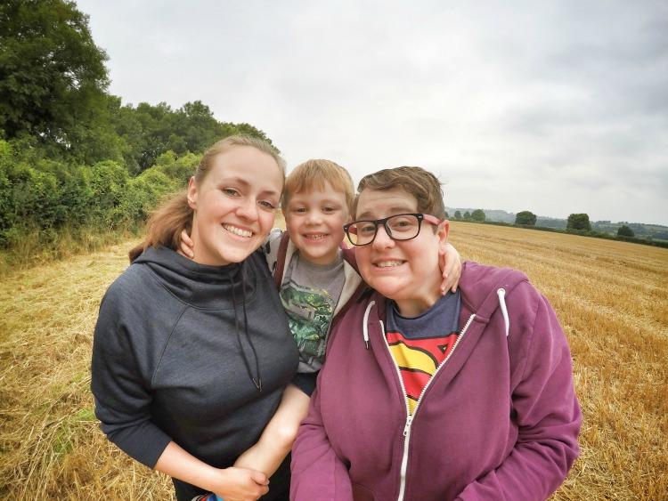Summer snaps family