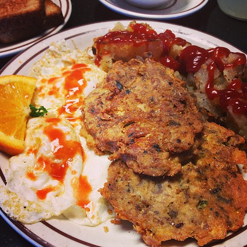 Soul Food Salmon Cakes