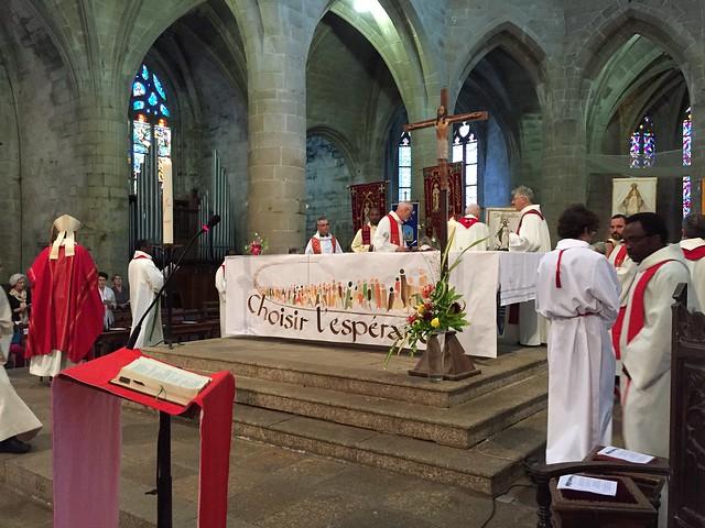 Marche synodale - Zone pastorale de Dinan