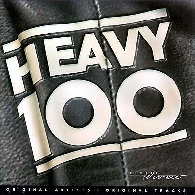 Heavy 100 - Volume 1 - Front
