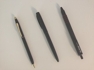 Fisher Space Pens and Cross-Compatible Refills