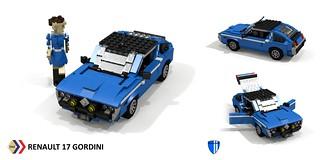 Renault 17 Gordini (1974)