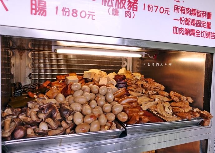 21 北大荒 超大水餃 滷味 南港美食