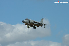 ZH813 006 L - NB18 - Royal Navy - British Aerospace Sea Harrier FA2 - Fairford RIAT 2005 - Steven Gray - DSCF2691