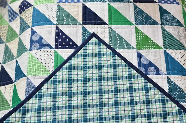 A Quilt for a Boy