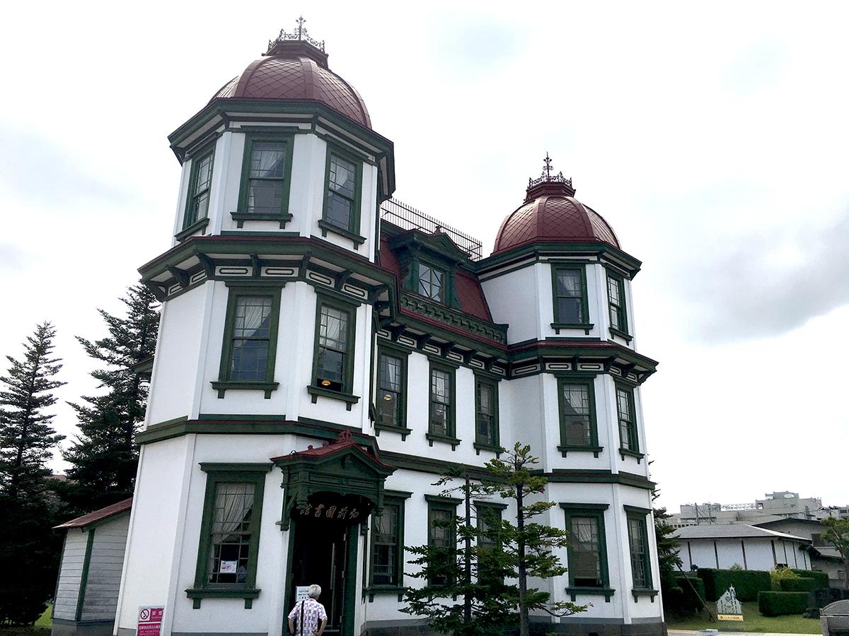 弘前旧図書館