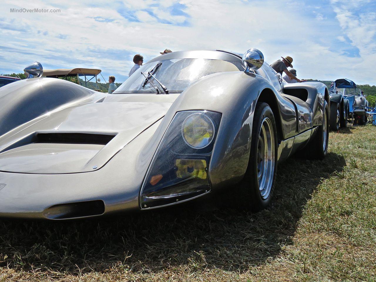 Porsche 906 Carrera 6 Racecar Radnor Hunt 6
