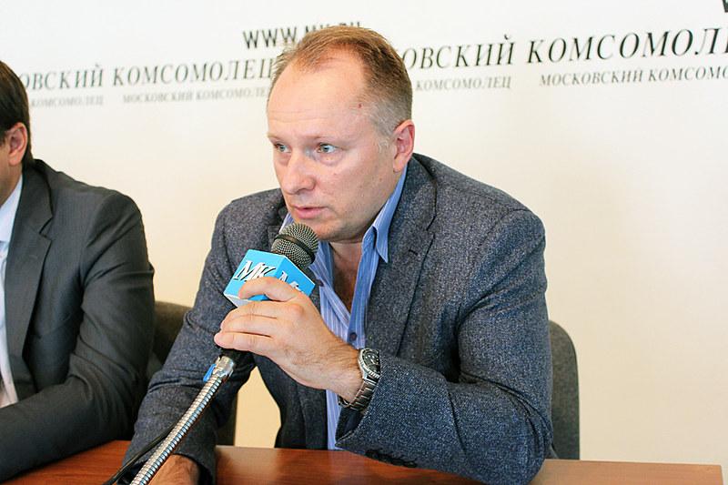 """Владимир Дворянов, """"Межрегиональное агентство подписки"""""""