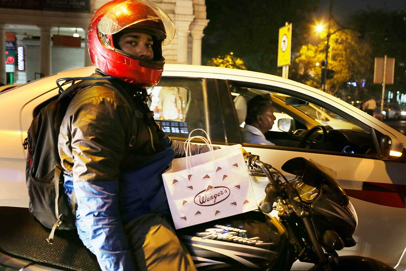 City Food – The Final Link of Delhi's Best Bakery, Wenger's Cake Shop