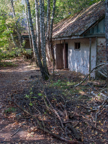 Chernobyl Exclusion Zone 2016