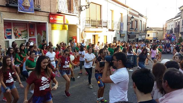 FlashMob Los Yébenes (11 de septiembre de 2016)