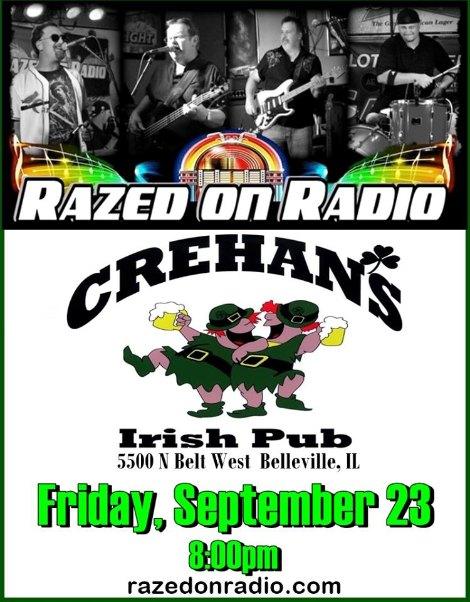 Razed On Radio 9-23-16