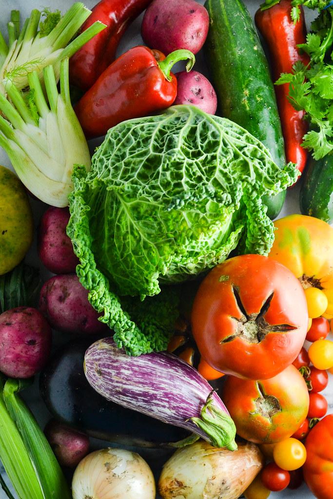 Farmer's Market & CSA Series {Week 10} | Things I Made Today