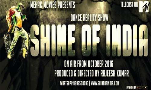 Shine of India Dance Reality Show