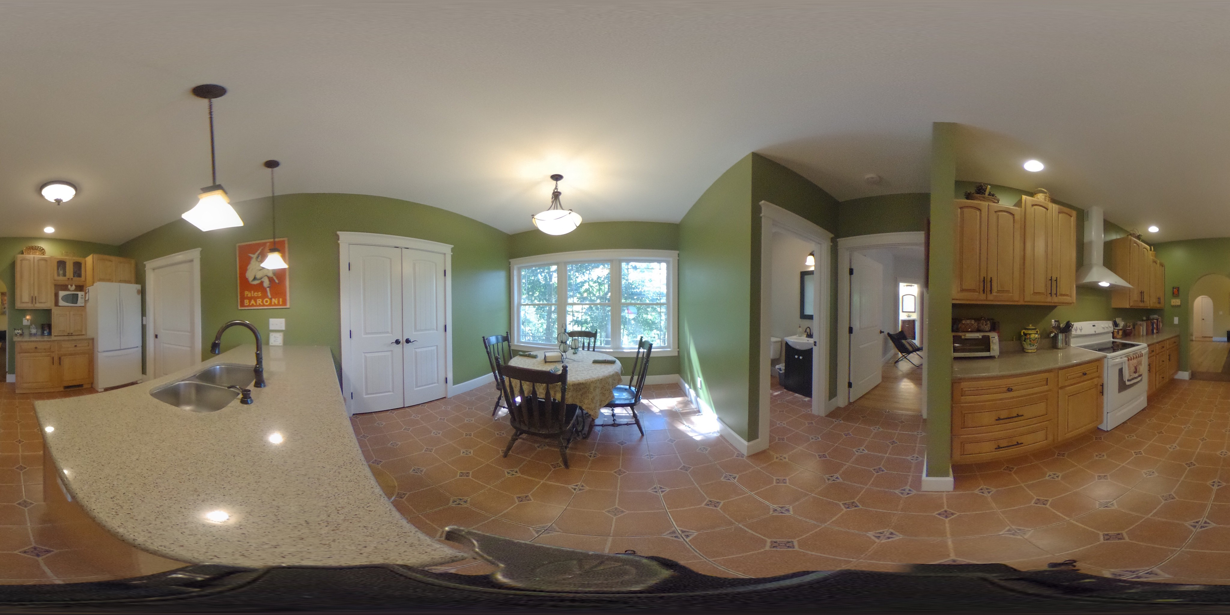 5 Nutwood Kitchen 360° View