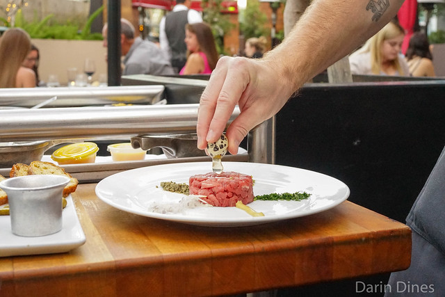 Table-Side Prime Steak Tartare