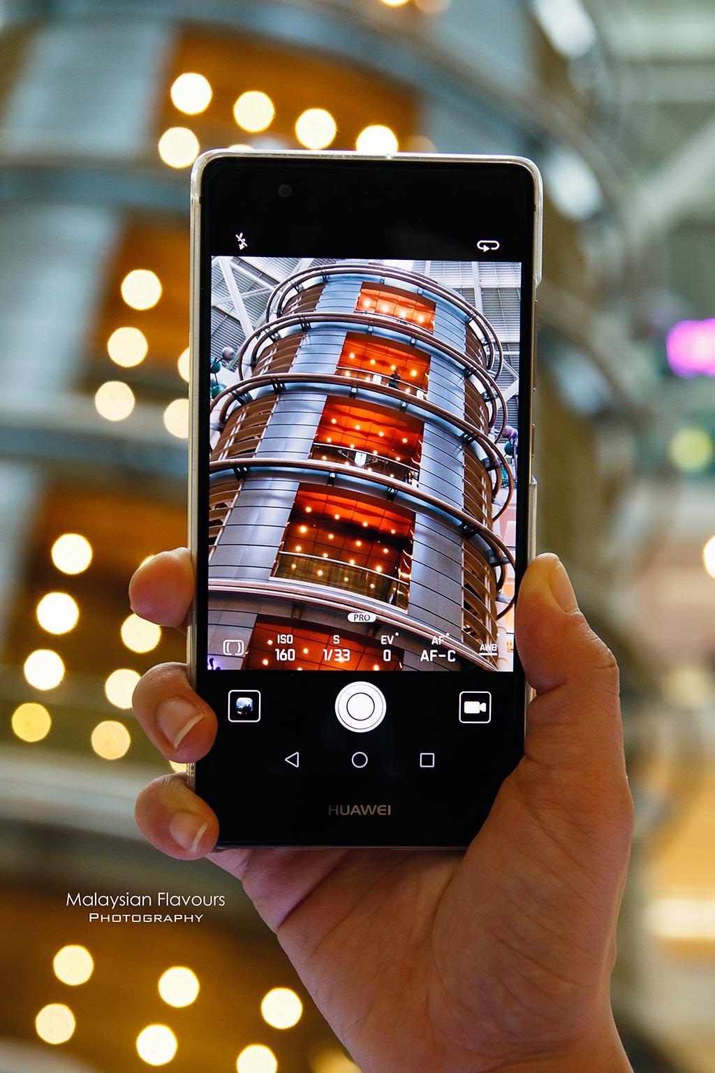 Huawei P9 leica dual camera smartphone