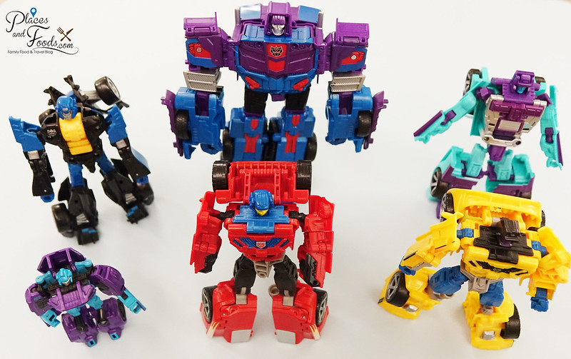 TF combiner wars stunticons robot mode