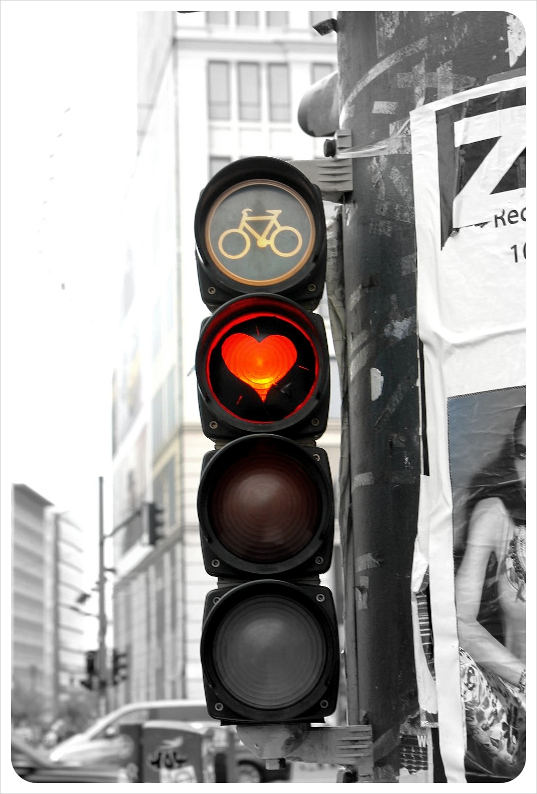 bike traffic light berlin