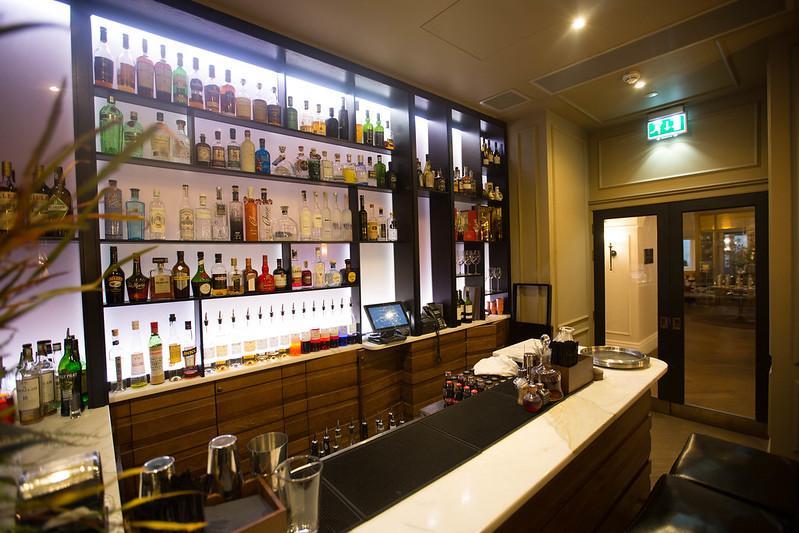 The Gainsborough bar.