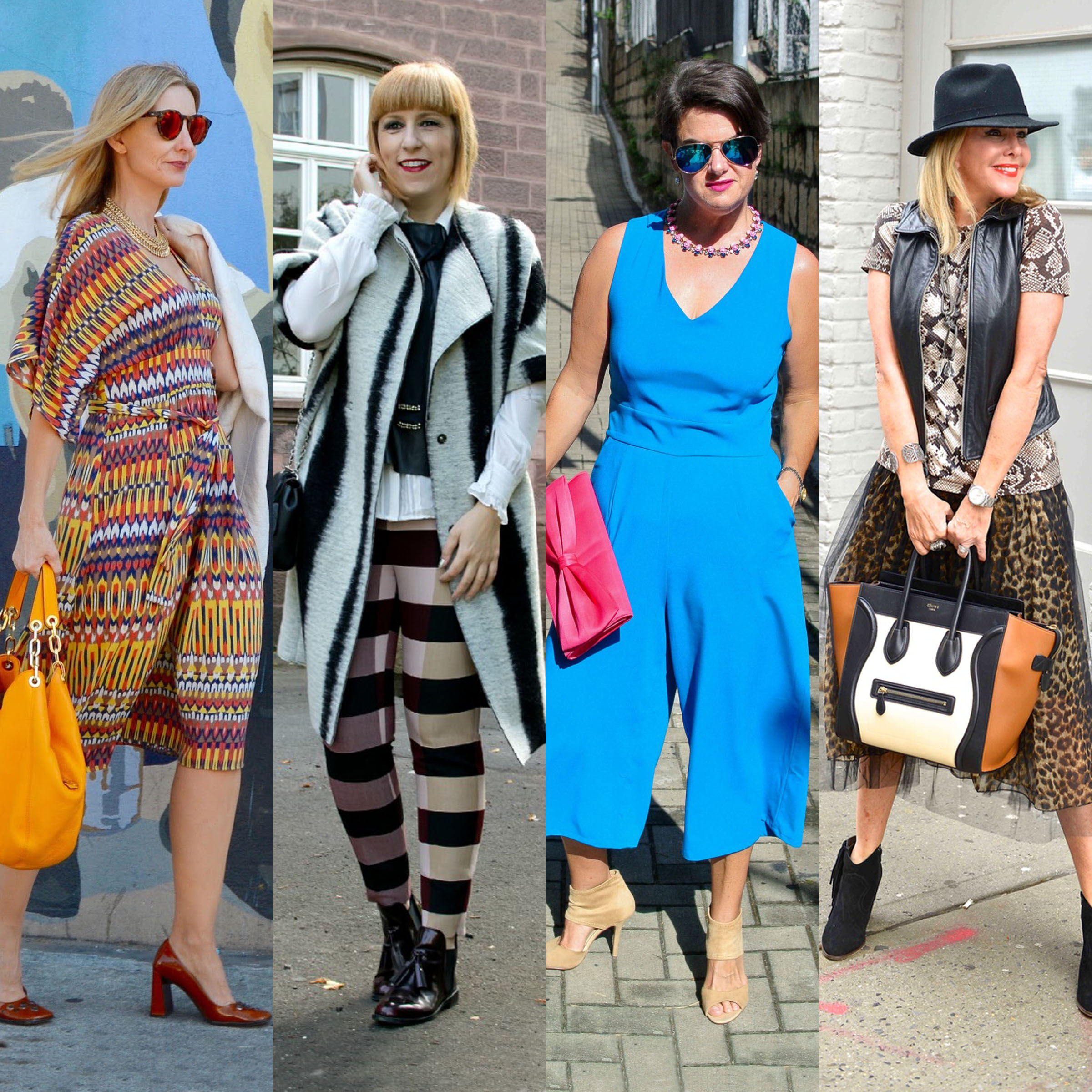 Featured fashion bloggers wearing #iwillwearwhatilike | Not Dressed As Lamb