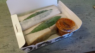 Vegan Rice Paper Rolls from Miss Chu's