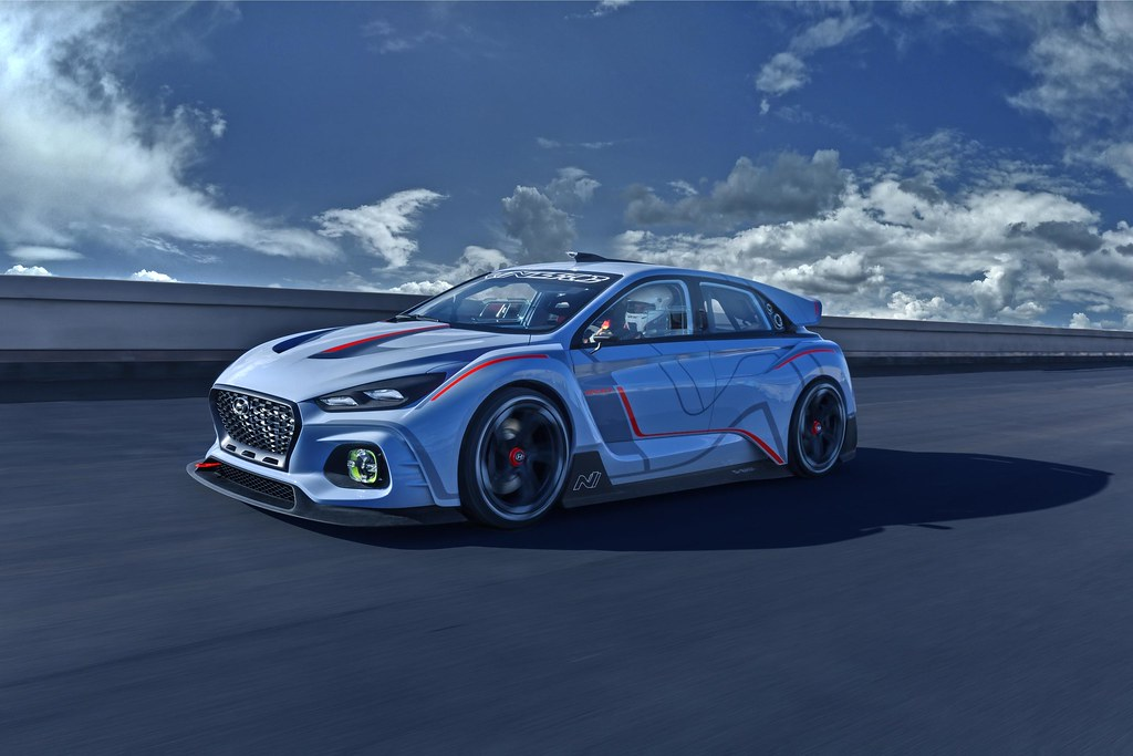 Hyundai RN30 Concept revealed at Paris Motor Show