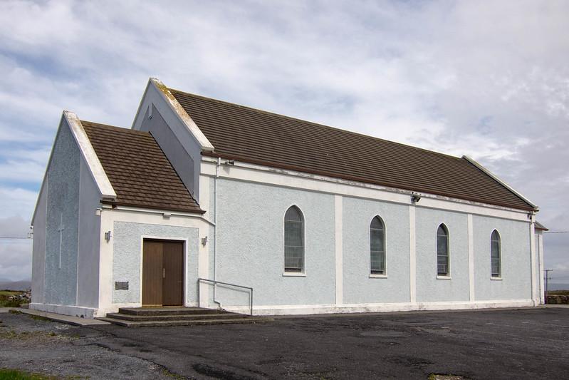 Church near Lettermullan