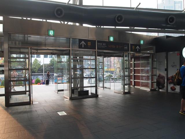 P9242176 空港鉄道(A'REX/コンハンチョルド/공항철도) 韓国 ソウル