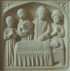 Seven Sacrament font: Last Rites