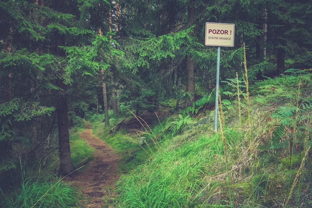 Grüne Grenze