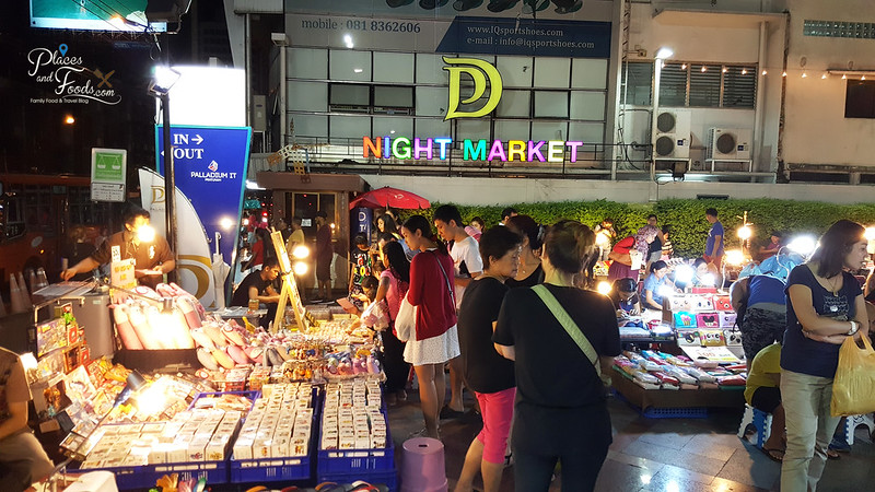 palladium night market logo