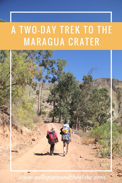 A two-day trek to the Maragua Crater