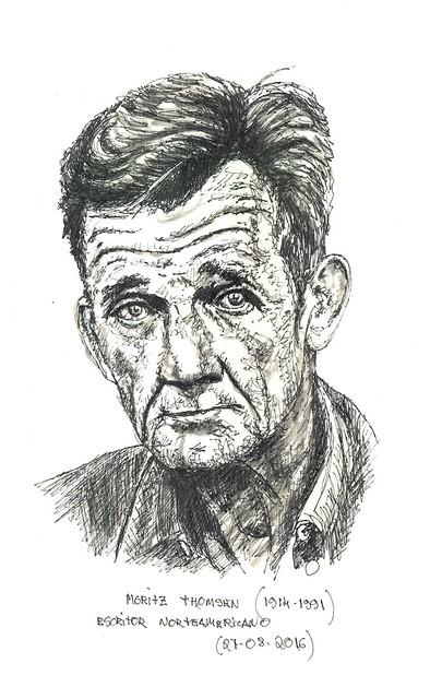 Moritz Thomsen (1914-1991)