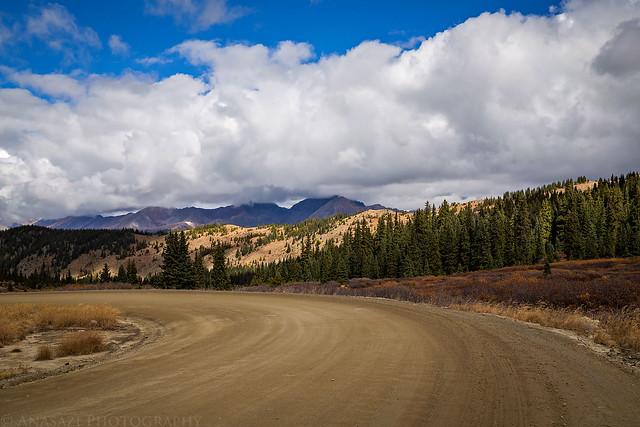 Cottonwood Pass Road